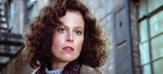 Sigourney Weaver in Ghostbusters II